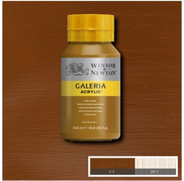Galeria 500ml - 552 Raw Sienna
