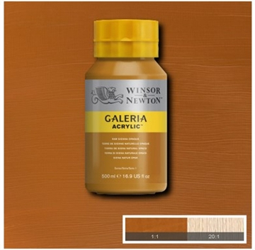 Galeria 500ml - 553 Raw Sienna Opaque