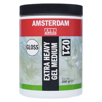 Amsterdam Ekstra Heavy Gel Gloss - 1000 ml