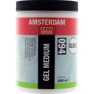 Amsterdam Gel Gloss - 1000 ml