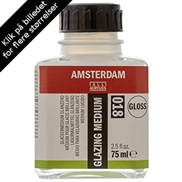 Amsterdam Glazing medium Gloss -75ml