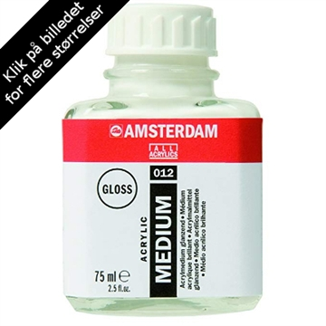 Amsterdam Malemedium Gloss - 75ml