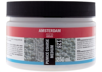 Amsterdam Pumice Medium Coarse - 250ml