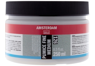 Amsterdam Pumice Medium Fine - 250ml