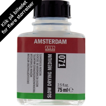 Amsterdam Slow drying Medium - 75ml